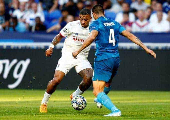 Soi keo nha cai Zenit vs Olympique Lyonnais, 28/11/2019 - Cup C1 Chau Au