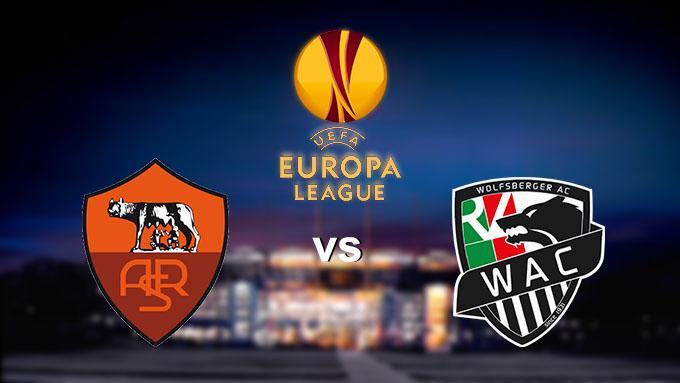 Soi keo nha cai AS Roma vs Wolfsberger, 13/12/2019 – Cup C2 Chau Au