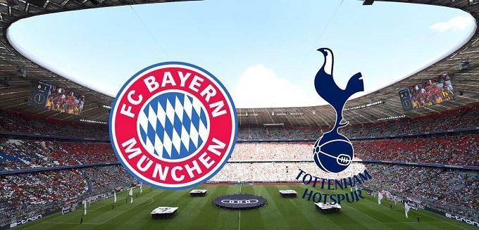 Soi keo nha cai Bayern vs Tottenham, 12/12/2019 - Cup C1 Chau Au