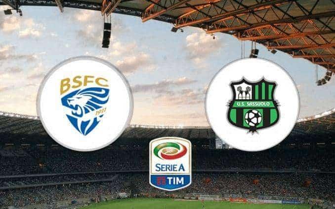 Soi keo nha cai Brescia vs Sassuolo, 19/12/2019 - VDQG Y [Serie A]
