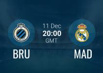 Soi kèo nhà cái Brugge vs Real Madrid, 12/12/2019 - Cúp C1 Châu Âu