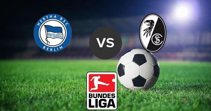 Soi keo nha cai Hertha Berlin vs Freiburg, 14/12/2019 – VDQG Duc (Bundesliga)