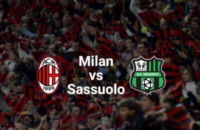 Soi keo nha cai Milan vs Sassuolo, 15/12/2019 - VDQG Y [Serie A]