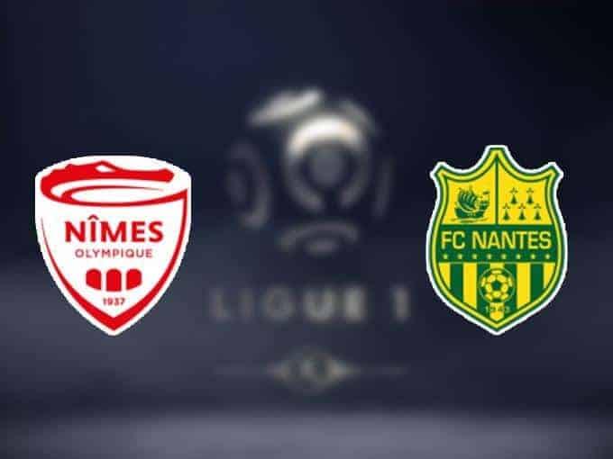 Soi keo nha cai Nimes vs Nantes, 15/12/2019 - VDQG Phap [Ligue 1]