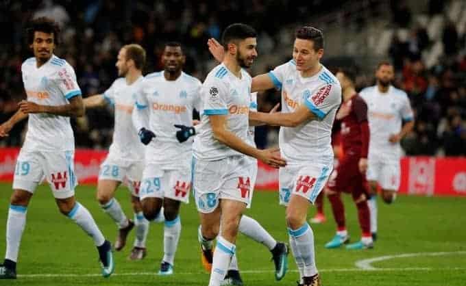 Soi keo nha cai Olympique Marseille vs Nimes, 22/12/2019 - VDQG Phap [Ligue 1]