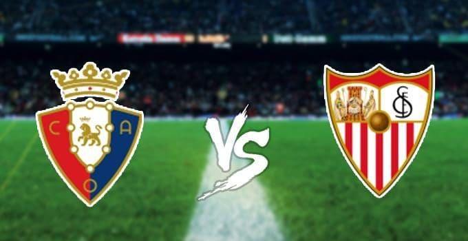 Soi kèo nhà cái Osasuna vs Sevilla, 9/12/2019 - VĐQG Tây Ban Nha