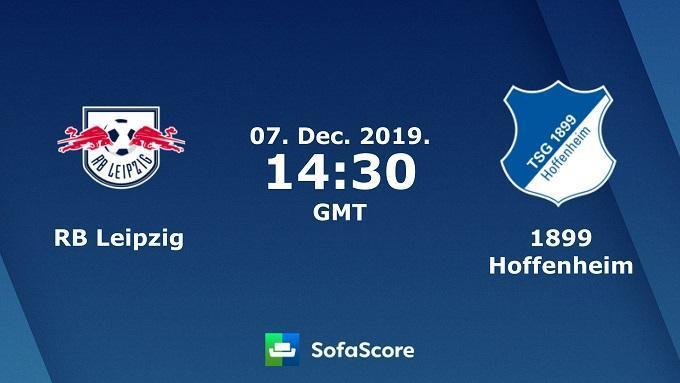Soi keo nha cai RB Leipzig vs Hoffenheim, 7/12/2019 – VDQG Duc (Bundesliga)