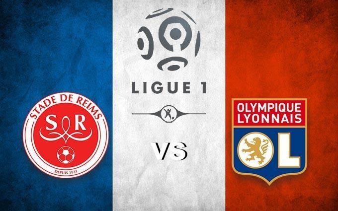 Soi keo nha cai Reims vs Lyon, 22/12/2019 – VDQG Phap