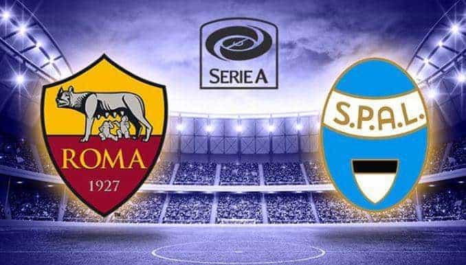 Soi keo nha cai Roma vs SPAL, 16/12/2019 - VDQG Y [Serie A]