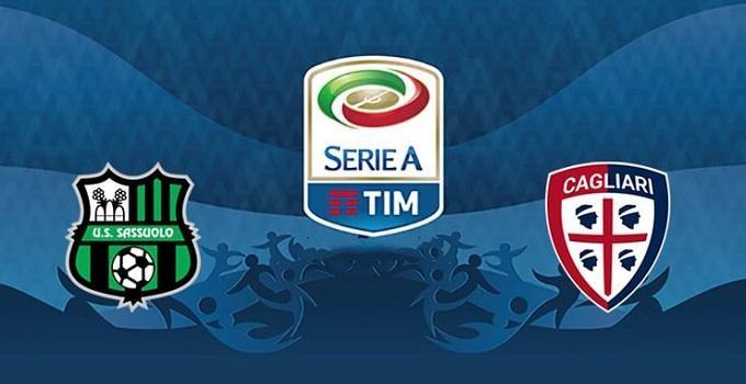 Soi kèo nhà cái Sassuolo vs Cagliari, 8/12/2019 - VĐQG Ý [Serie A]