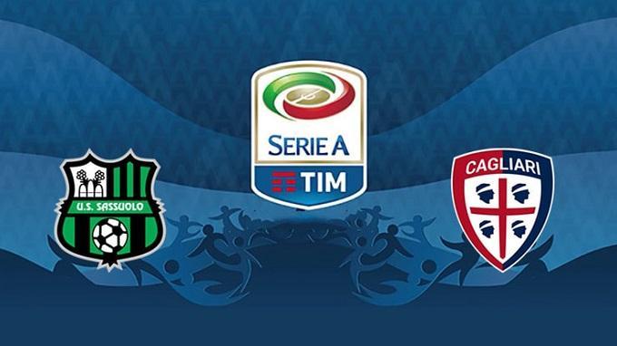 Soi keo nha cai Sassuolo vs Cagliari, 8/12/2019 - VDQG Y [Serie A]