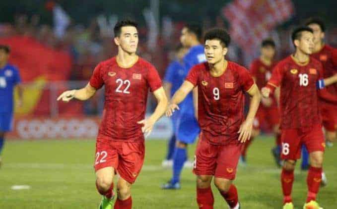 Soi keo nha cai U22 Viet Nam vs U22 Campuchia, 7/12/2019 - SEA Games 30