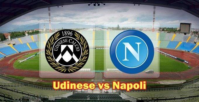 Soi kèo nhà cái Udinese vs Napoli, 8/12/2019 - VĐQG Ý [Serie A]