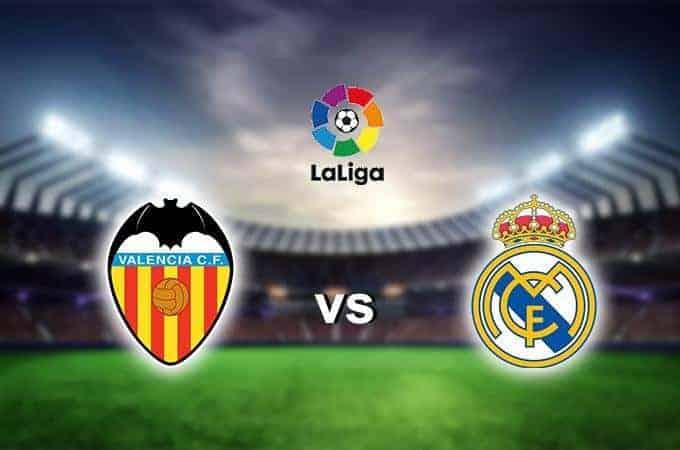 Soi keo nha cai Valencia vs Real Madrid, 16/12/2019 – VDQG Tay Ban Nha