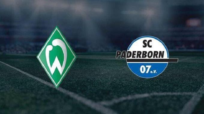 Soi keo nha cai Werder Bremen vs Paderborn, 9/12/2019 - Giai VDQG Duc