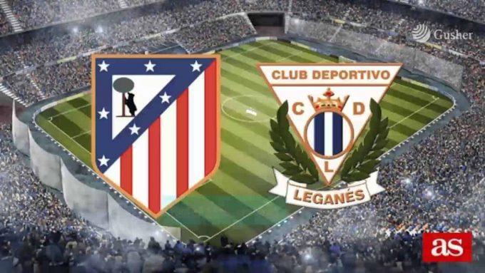 Soi keo nha cai Atletico Madrid vs Leganes, 26/1/2020 – VDQG Tay Ban Nha (La Liga)