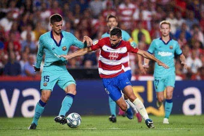 Soi keo nha cai Barcelona vs Granada, 19/01/2020 - VDQG Tay Ban Nha