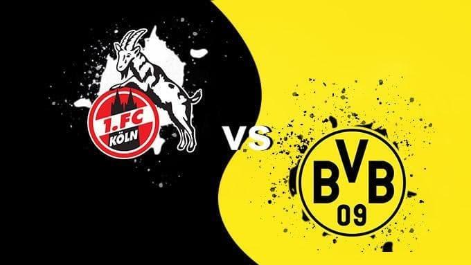 Soi kèo nhà cái Dortmund vs Cologne, 25/1/2020– VĐQG Đức
