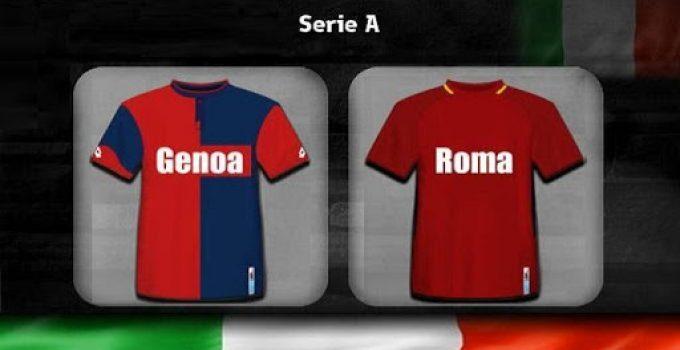 Soi kèo nhà cái Genoa vs Roma, 20/01/2020 - VĐQG Ý [Serie A]