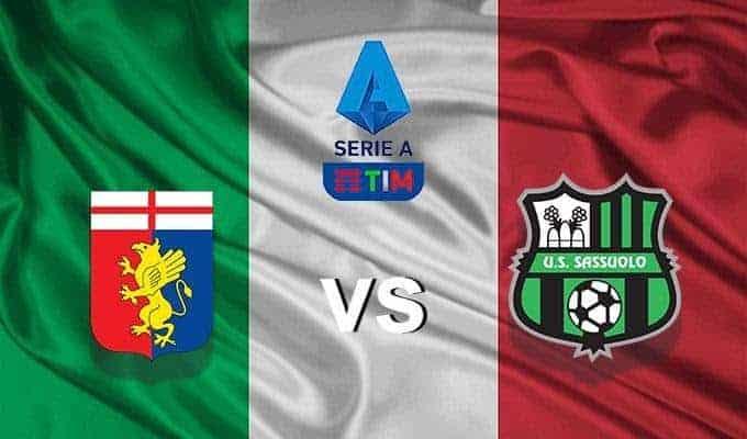 Soi keo nha cai Genoa vs Sassuolo, 6/1/2020 – VDQG Y