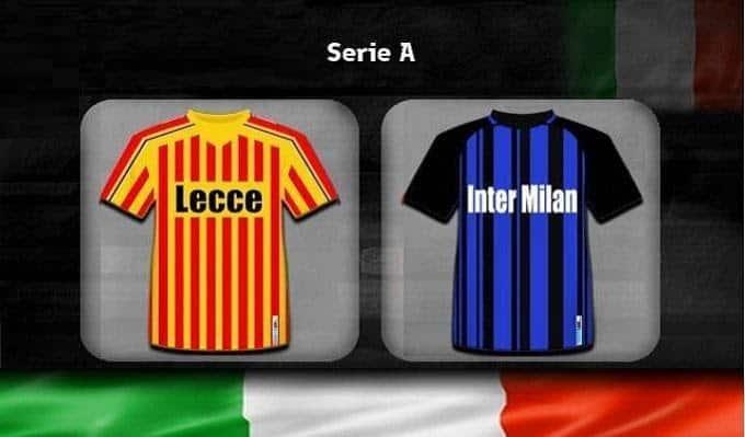 Soi keo nha cai Lecce vs Inter Milan, 19/01/2020 - VDQG Y [Serie A]