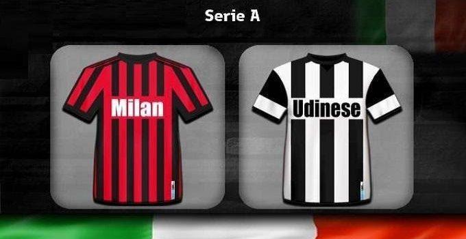 Soi kèo nhà cái Milan vs Udinese, 19/01/2020 - VĐQG Ý [Serie A]