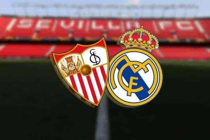 Soi keo nha cai Real Madrid vs Sevilla, 19/01/2020 - VDQG Tay Ban Nha