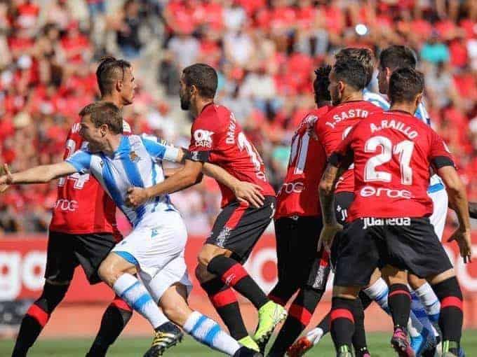 Soi kèo nhà cái Real Sociedad vs Mallorca, 26/01/2020 - VĐQG Tây Ban Nha