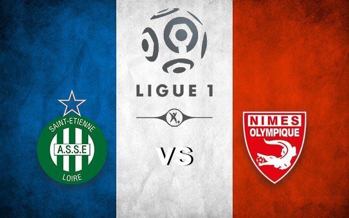 Soi kèo nhà cái Saint-Etienne vs Nimes, 26/01/2020 – VĐQG Pháp