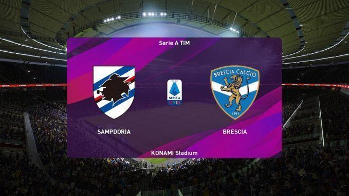 Soi keo nha cai Sampdoria vs Brescia, 12/01/2020 - VDQG Y [Serie A]