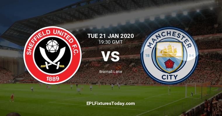 Soi keo nha cai Sheffield United vs Manchester City, 22/01/2020 - Ngoai Hang Anh