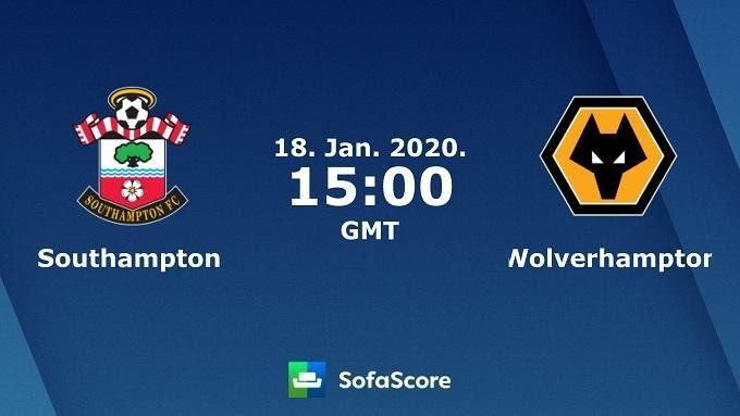 Soi keo nha cai Southampton vs Wolverhampton, 18/01/2019 - Ngoai Hang Anh
