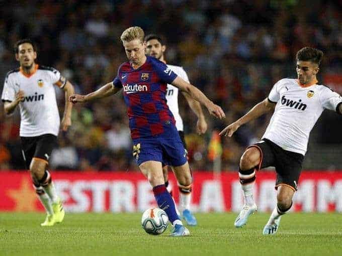 Soi kèo nhà cái Valencia vs Barcelona, 26/01/2020 - VĐQG Tây Ban Nha