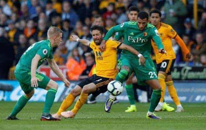 Soi kèo nhà cái Watford vs Wolverhampton, 1/01/2020 - Ngoại Hạng Anh