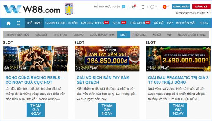 Khuyen mai khach tai w88ac.com the nao?