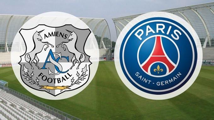 Soi keo nha cai Amiens SC vs PSG, 16/02/2020 - VDQG Phap [Ligue 1]