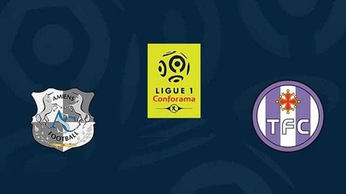 Soi keo nha cai Amiens SC vs Toulouse, 02/02/2020 - VDQG Phap [Ligue 1]