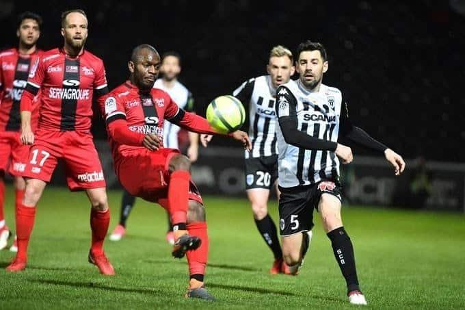Soi keo nha cai Angers SCO vs Reims, 02/02/2020 - VDQG Phap [Ligue 1]