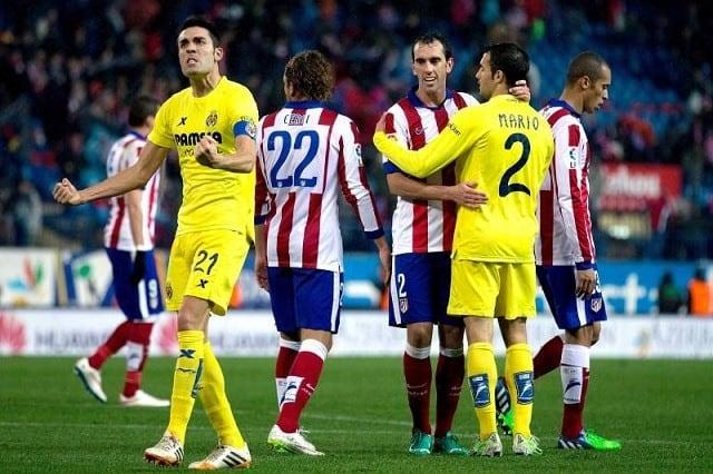Soi keo nha cai Atletico Madrid vs Villarreal, 23/02/2020 - VDQG Tay Ban Nha