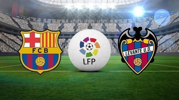 Soi keo nha cai Barcelona vs Levante, 02/01/2020 - VDQG Tay Ban Nha