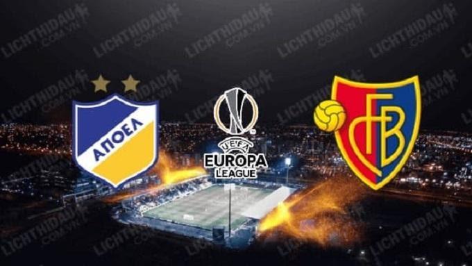 Soi kèo nhà cái Basel vs APOEL, 28/02/2020 - Cúp C2 Châu Âu