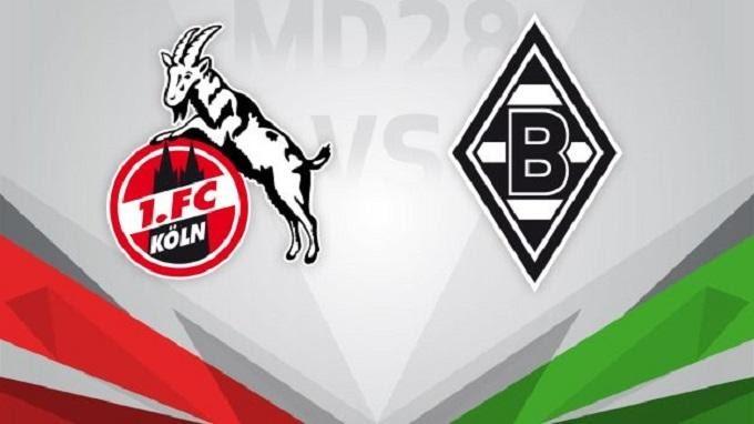 Soi keo nha cai Borussia M'gladbach vs Cologne, 09/02/2020 - Giai VDQG Duc