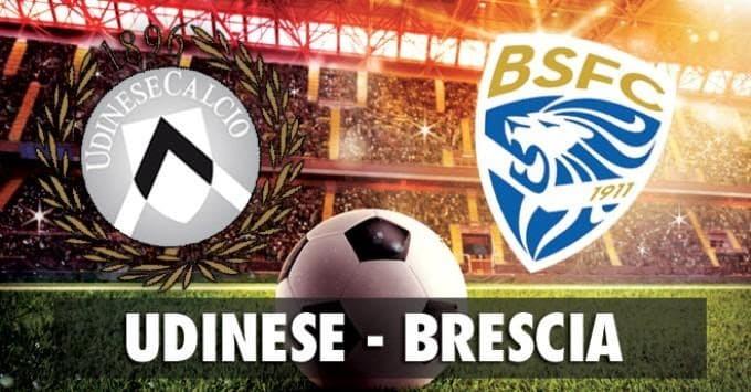 Soi keo nha cai Brescia vs Udinese, 09/02/2020 - VDQG Y [Serie A]