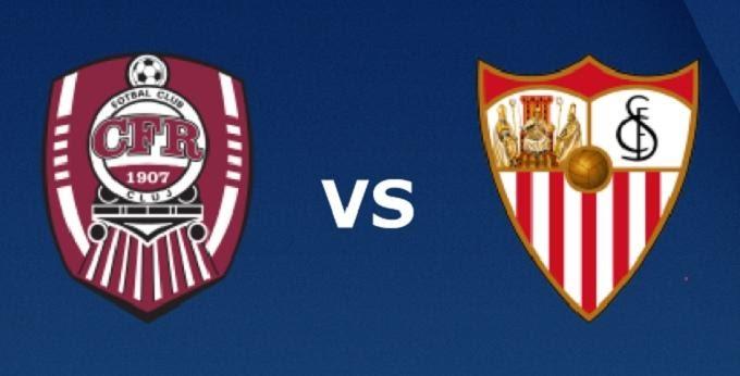 Soi keo nha cai CFR Cluj vs Sevilla, 21/2/2020 - UEFA Europa League