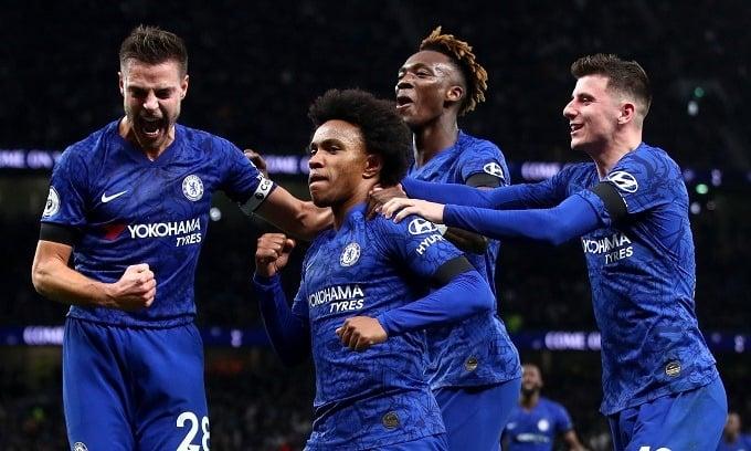Soi keo nha cai Chelsea vs Tottenham Hotspur, 22/02/2020 - Ngoai Hang Anh