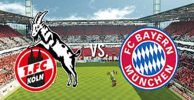 Soi keo nha cai Cologne vs Bayern Munich, 15/02/2020 - Giai VDQG Duc