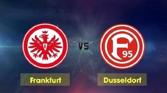 Soi keo nha cai Fortuna Dusseldorf vs Eintracht Frankfurt, 01/02/2020 - Giai VDQG Duc