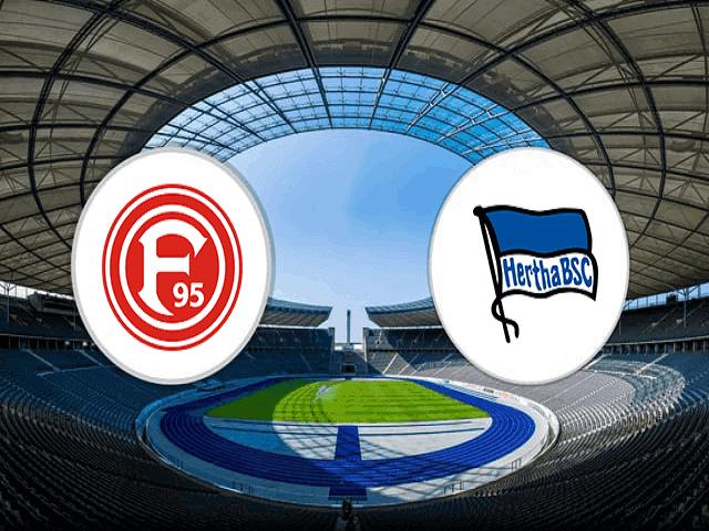 Soi kèo nhà cái Fortuna Dusseldorf vs Hertha BSC, 29/02/2020 - Giải VĐQG Đức