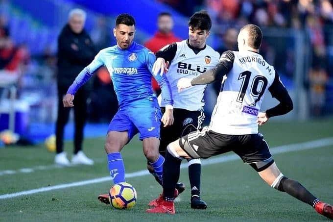 Soi keo nha cai Getafe vs Valencia, 09/02/2020 - VDQG Tay Ban Nha