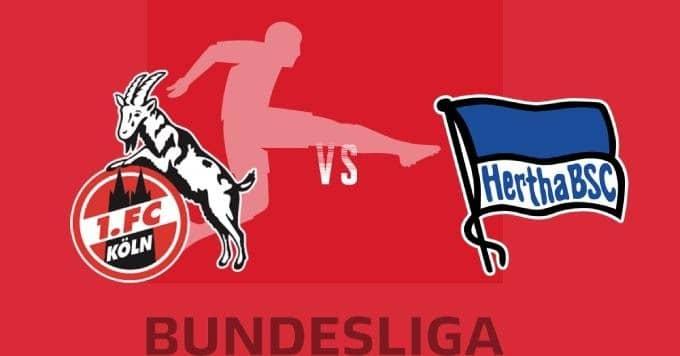 Soi keo nha cai Hertha BSC vs Cologne, 22/02/2020 - Giai VDQG Duc